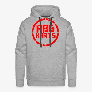 Back Shirt Logo - Men's Premium Hoodie