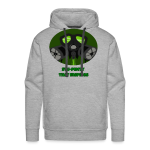 Mblohr Slogan - Men's Premium Hoodie