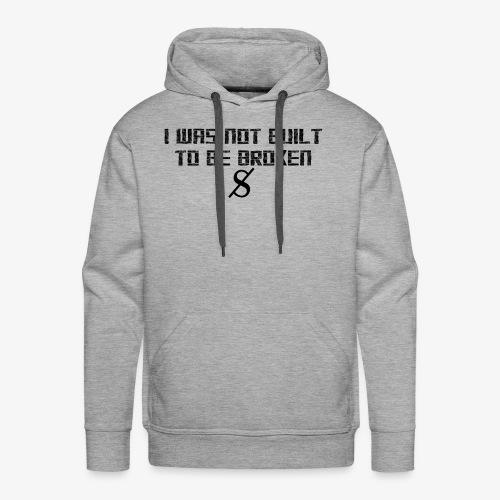 Not to be Broken - Men's Premium Hoodie
