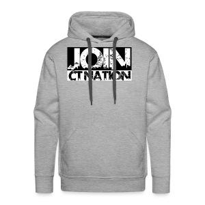join ct nation - Men's Premium Hoodie