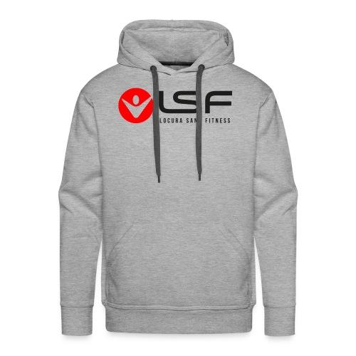 LSF Logo Black - Men's Premium Hoodie