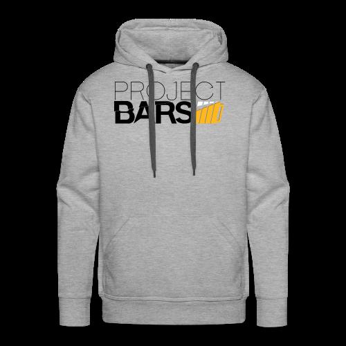 Project Bars - Men's Premium Hoodie