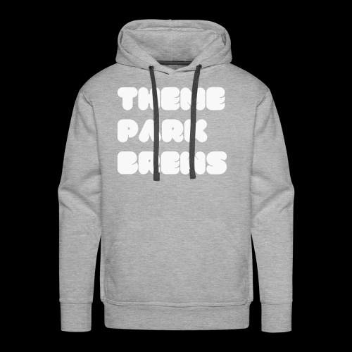 Theme Park Brews - Men's Premium Hoodie