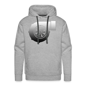 Turbo icon design - Men's Premium Hoodie