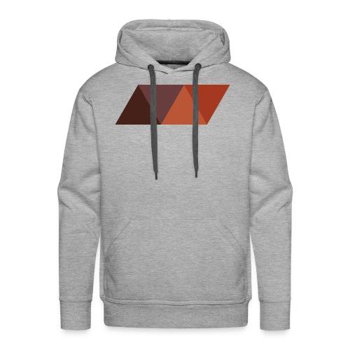 Rhombus 2 - Men's Premium Hoodie