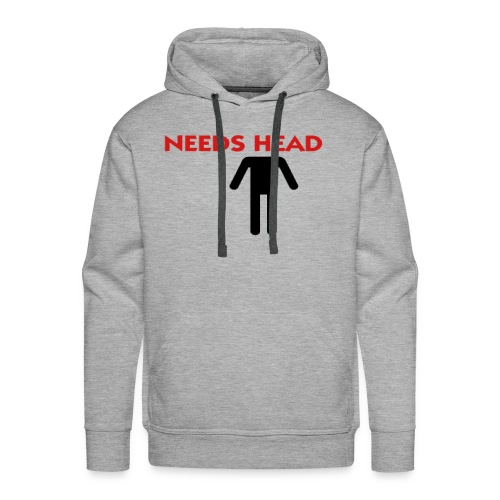Head - Men's Premium Hoodie