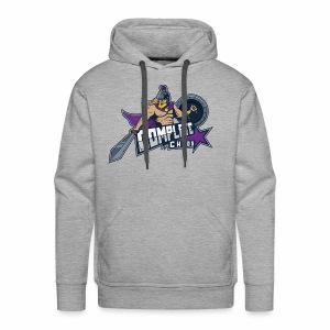 Complete Chaos - Purple - Men's Premium Hoodie