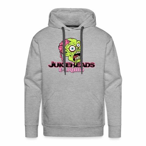 Juiceheads e-Liquid Logo - Men's Premium Hoodie