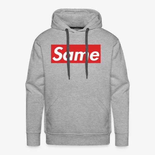 Same - Men's Premium Hoodie