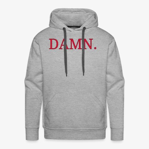 DAMN. - Men's Premium Hoodie