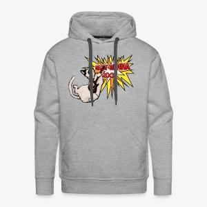 Meow Wanna Rock! - Men's Premium Hoodie