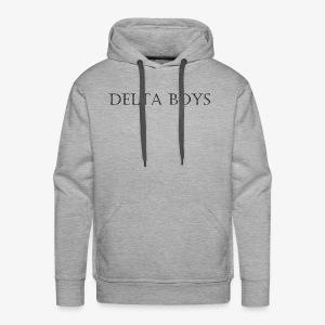 DeltaBoys Stonescript - Men's Premium Hoodie