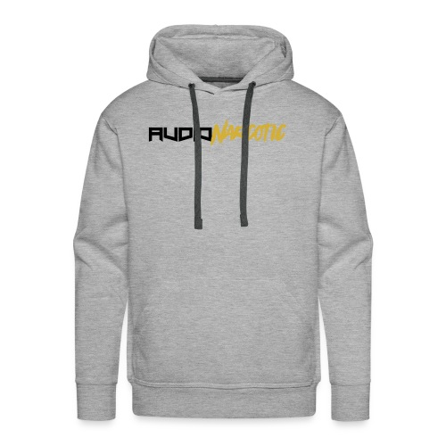Audio Narcotic Gold - Men's Premium Hoodie