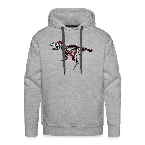 DinoFeathers01 - Men's Premium Hoodie