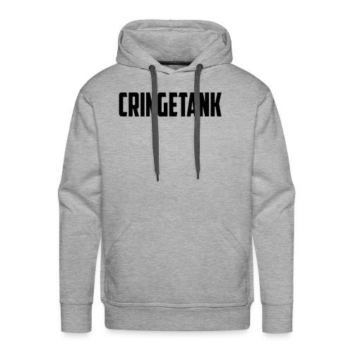 CringeTank's Masterpiece - Men's Premium Hoodie