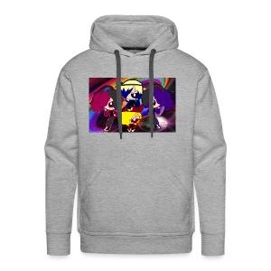 ruwdyrock girl - Men's Premium Hoodie