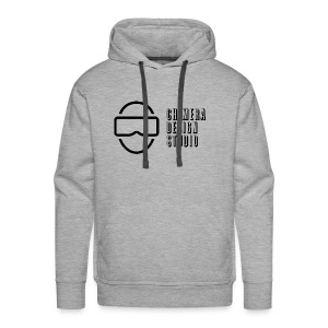 Chimera Design Studio dark logo - Men's Premium Hoodie