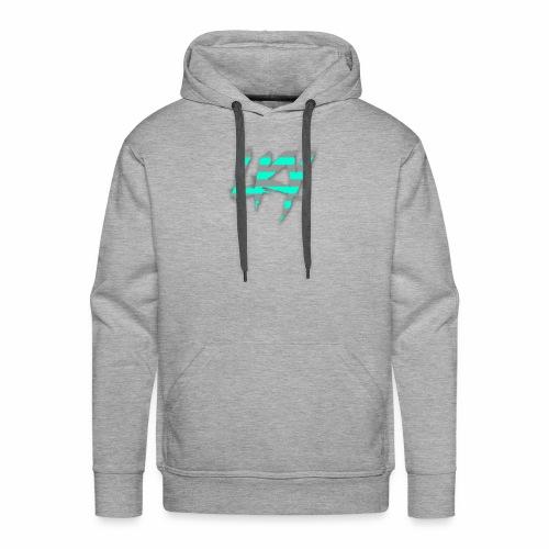 LKY Gray Mint - Men's Premium Hoodie