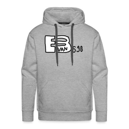 Evan3690 Logo - Men's Premium Hoodie