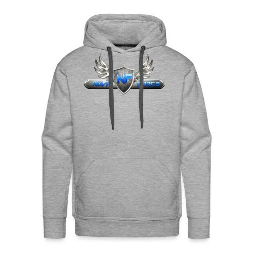 Nova Force Logo - Men's Premium Hoodie