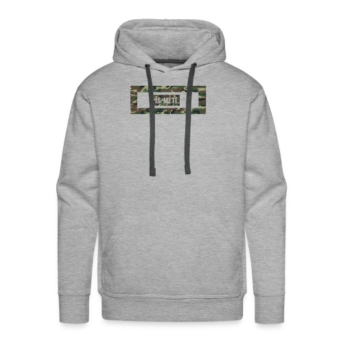 is/meti3 - Men's Premium Hoodie
