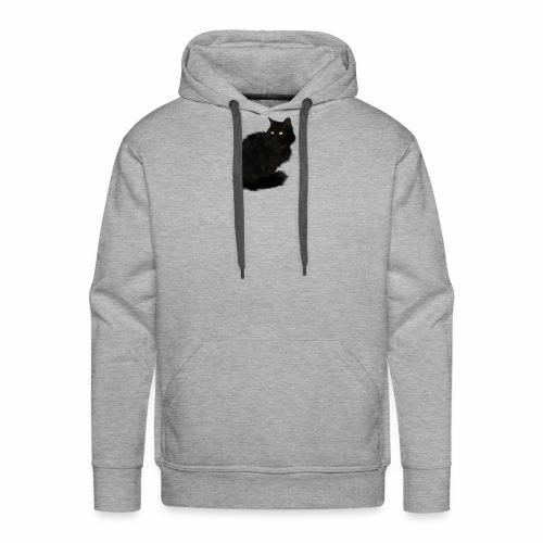 Lexie the cat Jim Jim shirt - Men's Premium Hoodie