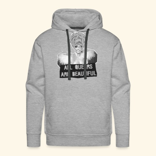 ALL QUEERS ARE BEAUTIFUL - Men's Premium Hoodie