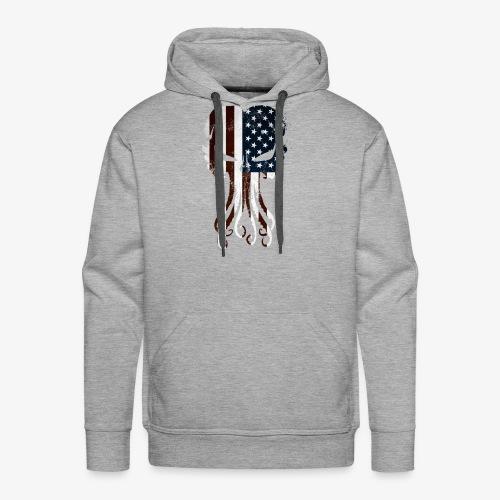 Cthulhu America Full - Men's Premium Hoodie