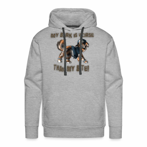 The Punky Pupper - Men's Premium Hoodie