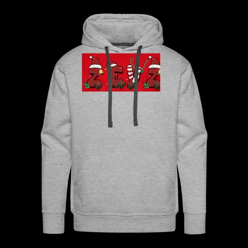 zevz chris mas merch - Men's Premium Hoodie