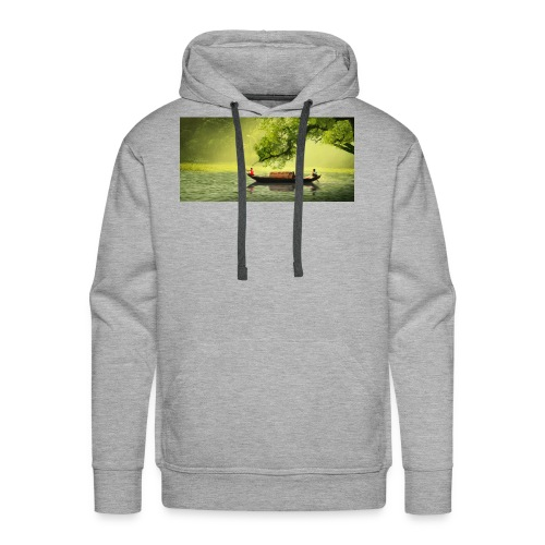 natural pic t shirt - Men's Premium Hoodie