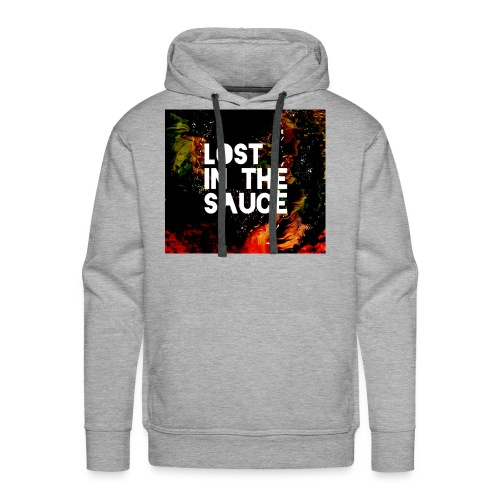 Lost in the Sauce - Men's Premium Hoodie