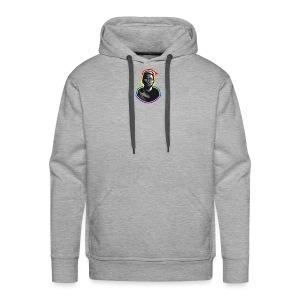 Macklemore Pride Illustration - Men's Premium Hoodie