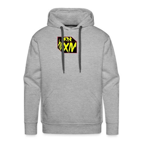 XIV Front - Men's Premium Hoodie