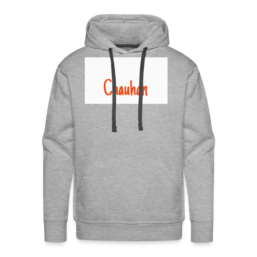 Chauhan - Men's Premium Hoodie
