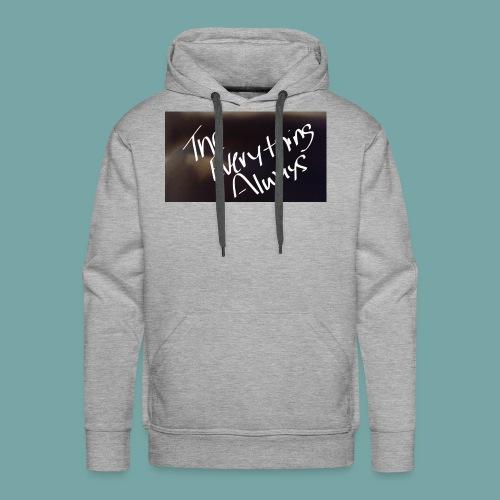Official T.E.A Wear - Men's Premium Hoodie