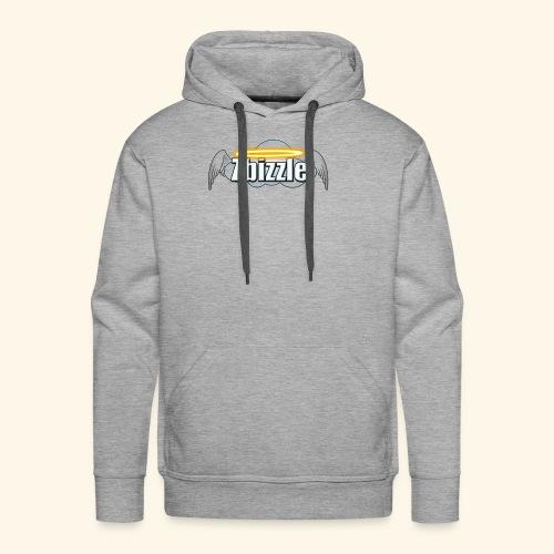 Zbizzle Logo (2) - Men's Premium Hoodie