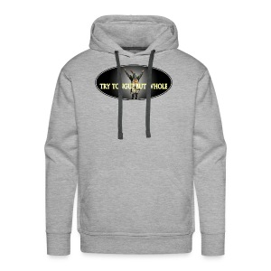 TRY TONGUE - Men's Premium Hoodie