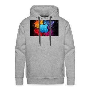 apple - Men's Premium Hoodie