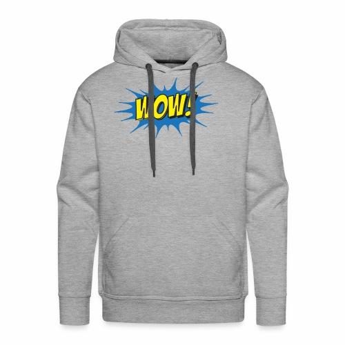 WOW! - Men's Premium Hoodie
