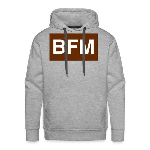 BFM embracing our culture - Men's Premium Hoodie