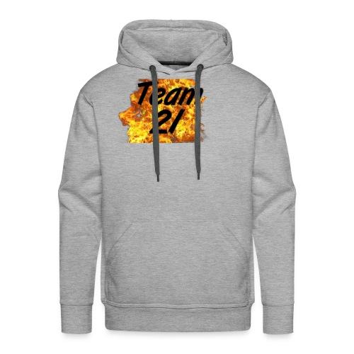 Team22Fire - Men's Premium Hoodie