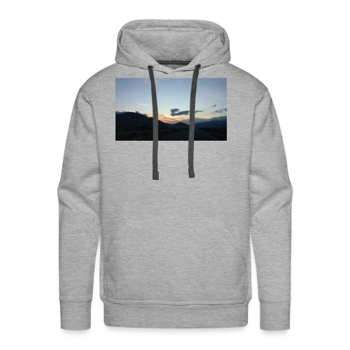 On the road again - Men's Premium Hoodie