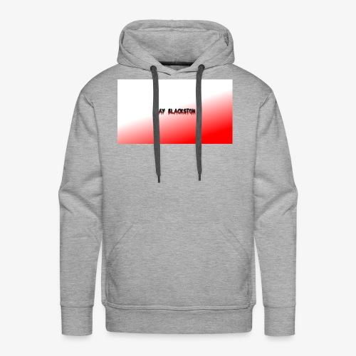 zay x red,white - Men's Premium Hoodie