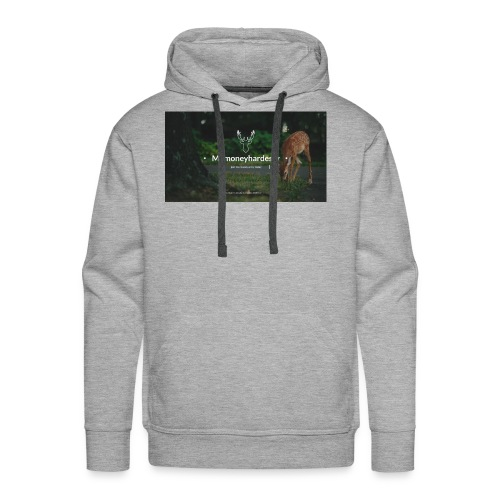 youtube channel art - Men's Premium Hoodie