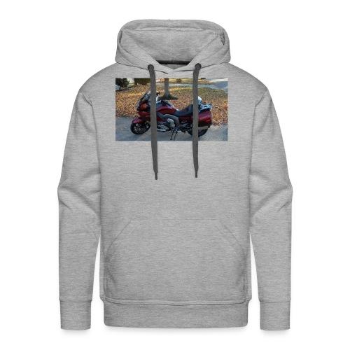 MOTO JUNKIE - Men's Premium Hoodie