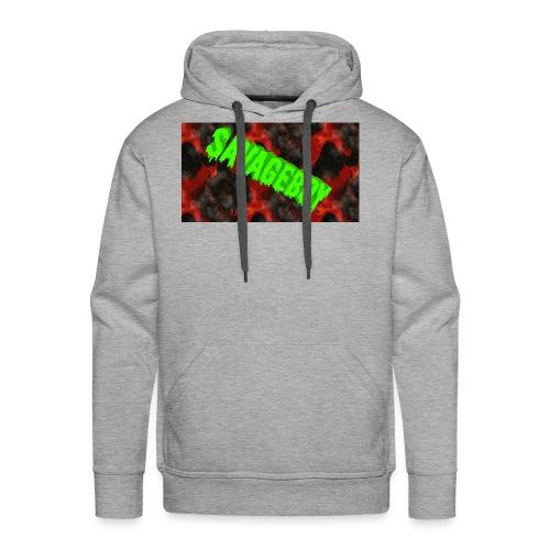 SavageBoy - Men's Premium Hoodie