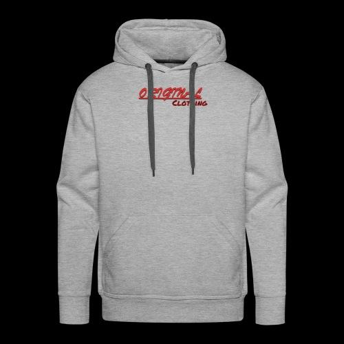 Orginial Clothing - Men's Premium Hoodie