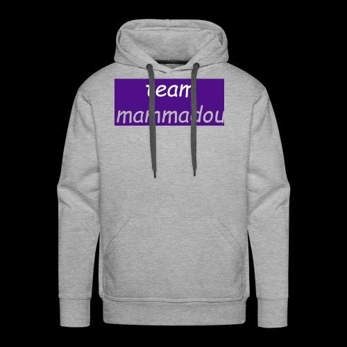team mammadou! - Men's Premium Hoodie