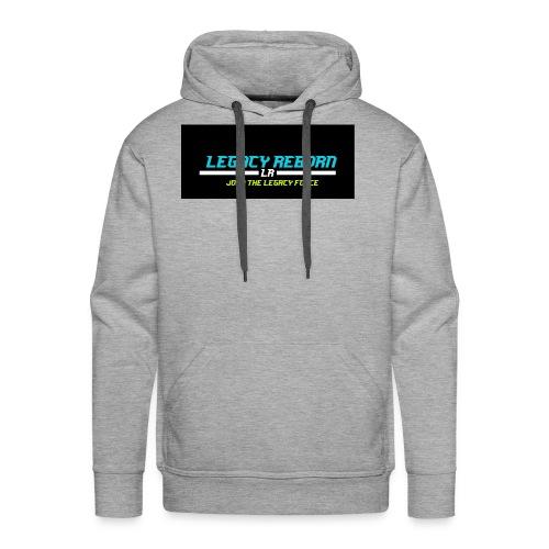 legacyreborn merchandise - Men's Premium Hoodie